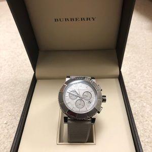 Burberry watch for men